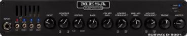 MESA/BOOGIE Subway D-800+ Bass Head