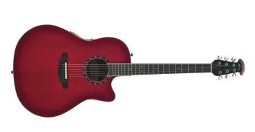 E-Akustikgitarre Pro Series Standard Balladeer Deep Contour