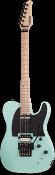 SCHECTER E-Gitarre, Sun Valley PT FR S, Sea Foam Green