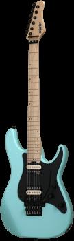 SCHECTER E-Gitarre, Sun Valley FR, Sea Foam Green