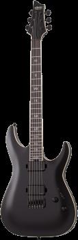 SCHECTER E-Gitarre, SLS Elite C-1 Evil Twin, Satin Black