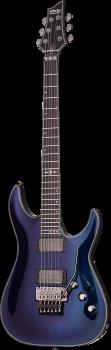 SCHECTER E-Gitarre, Hellraiser Hybrid C-1 FR, Ultra Violet