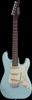 SCHECTER E-Gitarre, USA Custom Nick Johnston Traditional Wembley, Atom