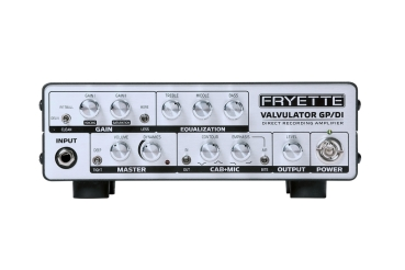Fryette - GP/DI Desktop Recording Amplifier