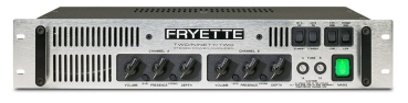 Fryette - 2902S Power Amp 2 x 90 Watt