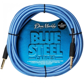 Dean Markley Blue Steel Instrument Cable / 6m