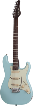 SCHECTER E-Gitarre, USA Custom Nick Johnston Traditional Wembley, Atom